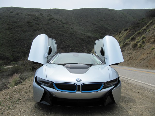 2015 Bmw I8 Sexy Plug In Hybrid Sport Coupe Our First Drive