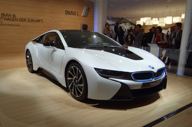2015 Bmw I8 Specs Finalized As Production Starts