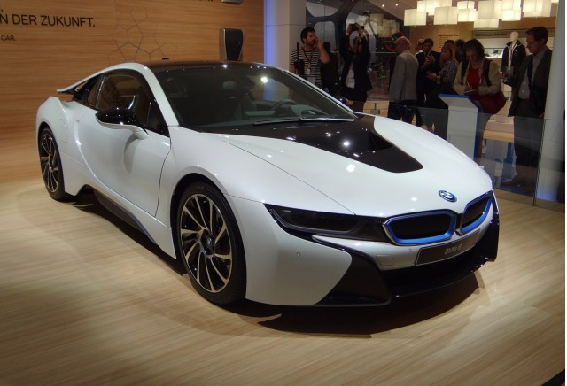 2015 Bmw I8 Production Starts Final Specs Released For Plug In