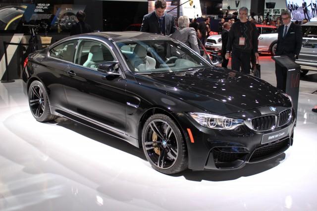 2015 BMW M4 live photos, 2014 Detroit Auto Show