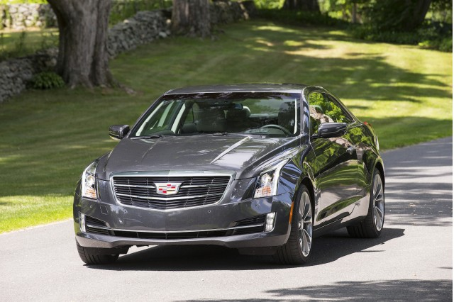 2015 Cadillac Ats Review Ratings Specs Prices And Photos The