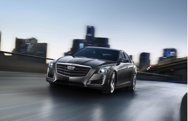 2014-2016 Cadillac CTS recalled over seat heaters that may catch fire