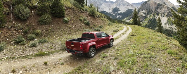 2015 Chevy Colorado and GMC Canyon recalled again for power steering issue