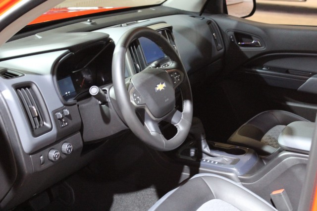 2015 Chevrolet Colorado GearOn Edition, 2015 Chicago Auto Show