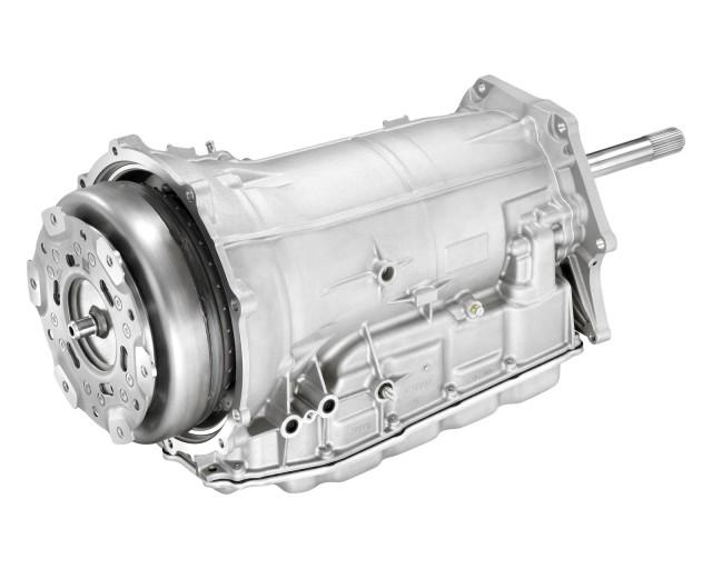 2015 Chevrolet Corvette Z06 - GM 8L90 8-Speed Automatic Transmission