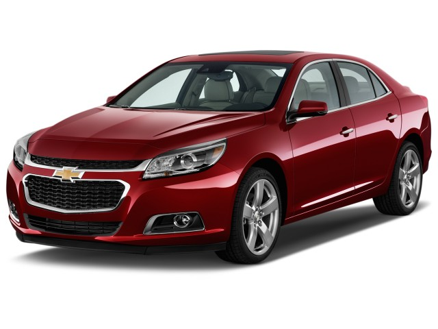 2015 Chevrolet Malibu (Chevy) Review, Ratings, Specs ...