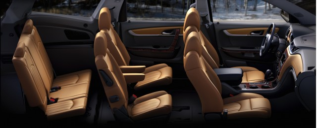 Suvs With Captains Chairs >> Suvs With Captain S Chairs Plus Third Row Seats Shopper S Shortlist