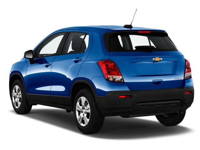 2015 Chevrolet Trax Chevy Review Ratings Specs Prices And