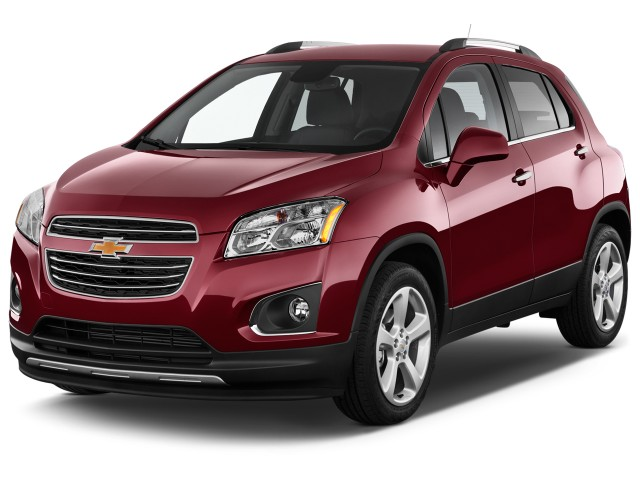 2015 Chevrolet Trax (Chevy) Review, Ratings, Specs, Prices, and Photos - The Car Connection