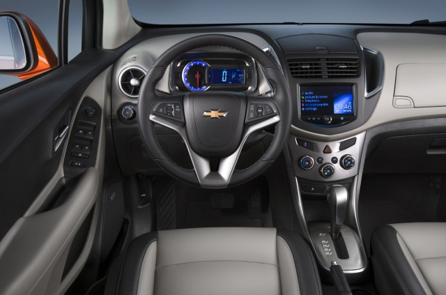2015 Chevrolet Trax Gas Mileage Review Of Small Suv