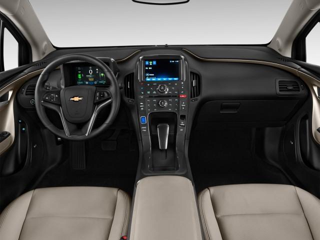 2015 Chevrolet Volt 5dr HB Dashboard