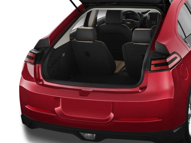 2017 Chevrolet Volt 5dr Hb Trunk