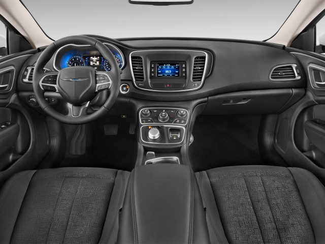 2015 Chrysler 200 Four Cylinder Gas Mileage Review