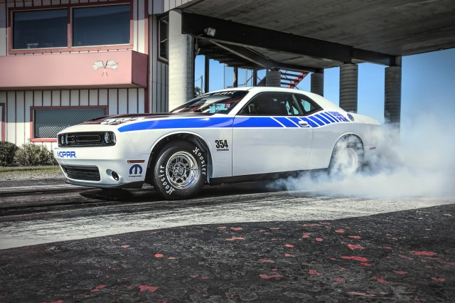 2015 Dodge Challenger Drag Pak Revealed Now Available With
