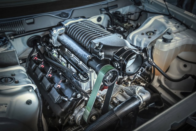 2015 Dodge Challenger Drag Pak Revealed Now Available