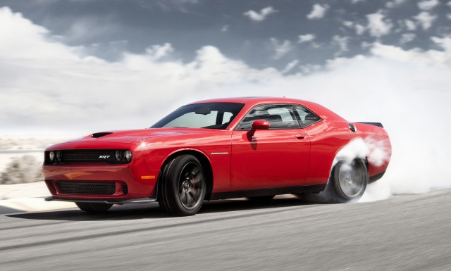 Jay Leno Gives Wounded Veteran A 2015 Dodge Challenger SRT Hellcat ...