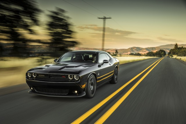 2015 Dodge Challenger - First Drive, Portland OR, July 2014