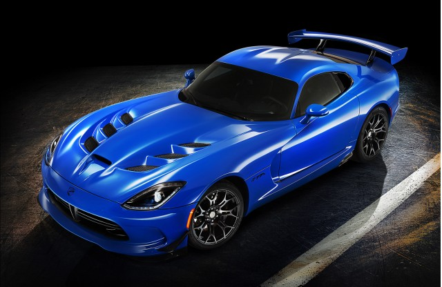 Dodge Viper 2017 Blue >> Dodge Viper To Die In 2017