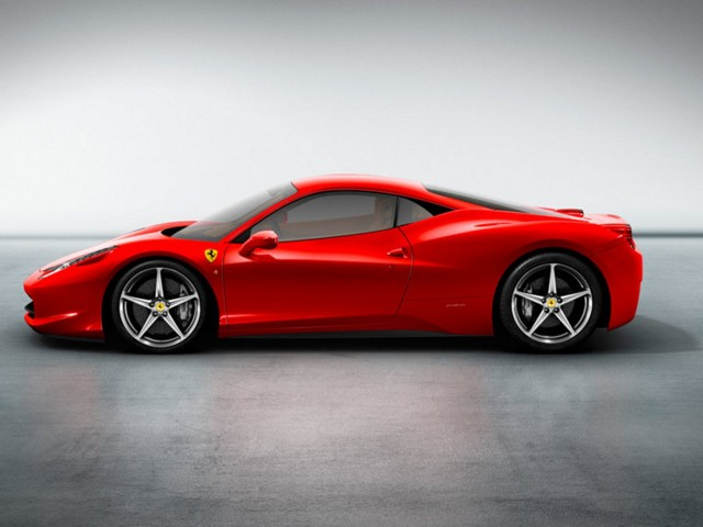 Ferrari 458 Italia For Sale >> Ferrari 458 Italia For Sale The Car Connection
