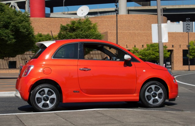 Deal Of The Year Used Fiat 500e Electric Cars At 6 500