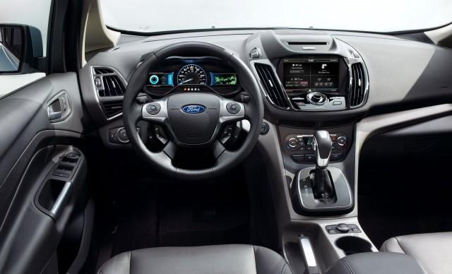 2017 Ford C Max Hybrid