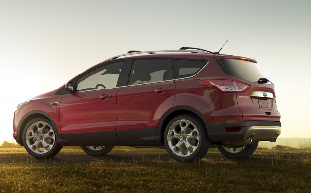 Ford recalls 2.15M cars for incorrect repair of previous door latch recall