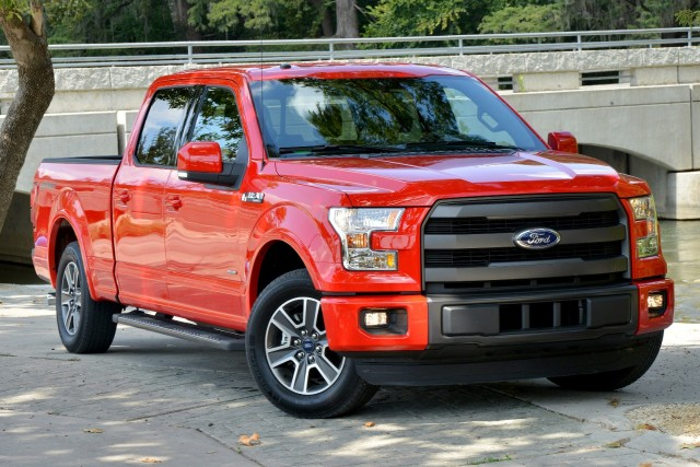 ford says lightweight aluminum for trucks only no cars coming