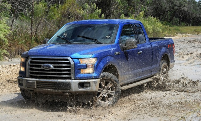 2015 ford f 150 has lowest lifecycle carbon footprint study. Black Bedroom Furniture Sets. Home Design Ideas