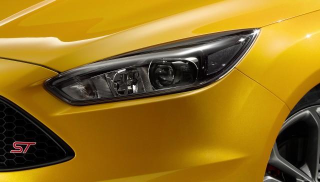 2015 Ford Focus ST teaser image