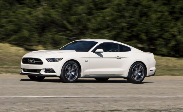 2017 Ford Mustang 50 Year Limited Edition
