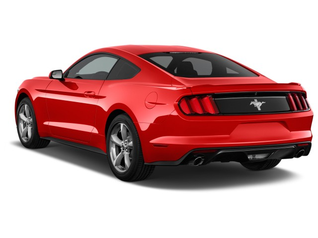 2015 Ford Mustang Review Ratings Specs Prices And Photos The Car Connection