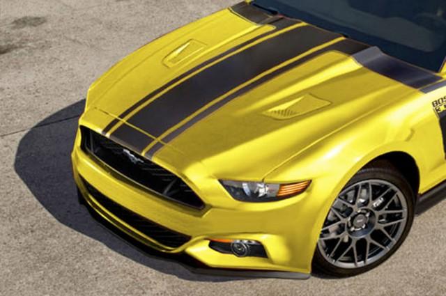 2015 Ford Mustang rendering - Image via Mustang 6G