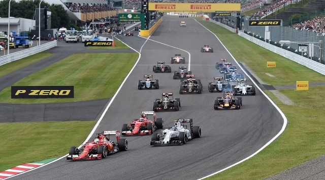 2015 Formula One Japanese Grand Prix