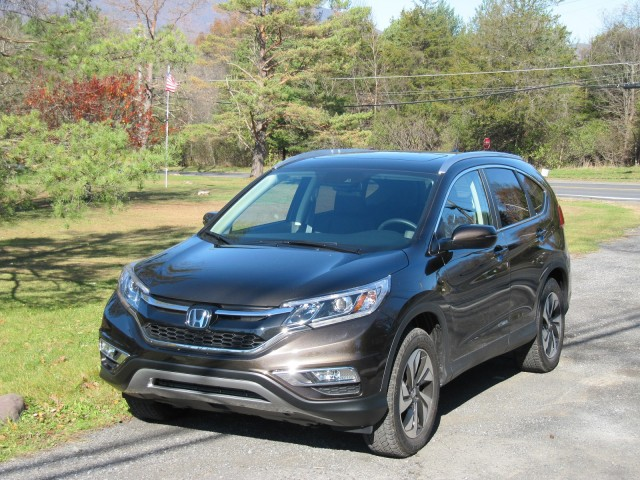 2015 Honda CR-V, Catskill Mountains, NY, Nov 2014