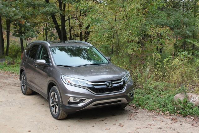 2015 Honda CR-V, southeast Michigan, Oct 2014