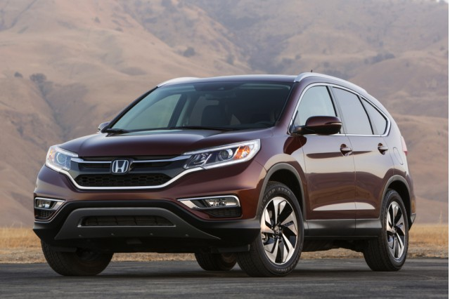 2015 Honda Cr V Revealed Updated Suv S Details To Come Next Week