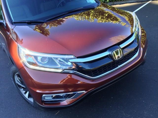 2015 Honda CR-V: Driven