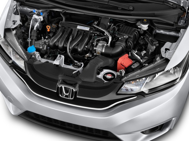 2015 Honda Fit 5dr HB CVT LX Engine