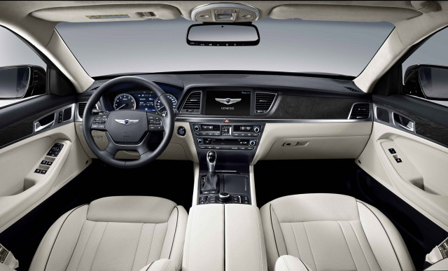 2015 Hyundai Genesis Preview
