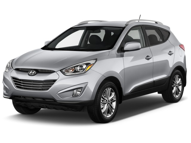 2015 Hyundai Tucson Review Ratings Specs Prices And