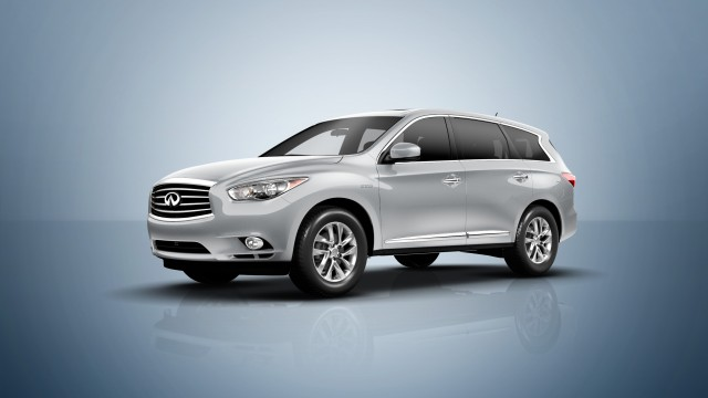 2015 Infiniti QX60 (2014 Hybrid pictured)