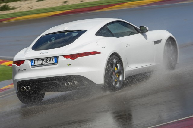 AllWheelDrive Jaguar FType To Debut At LA Auto Show Report - All wheel drive jaguar
