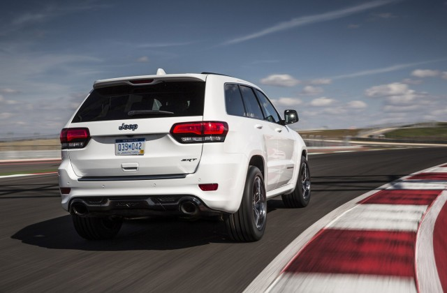 2015 Jeep Grand Cherokee SRT