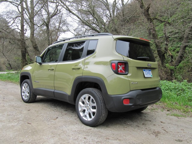 2015 Jeep Renegade: First Drive (Page 2)