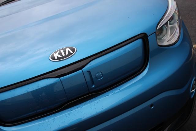 2015 Kia Soul EV First Drive  -  Portland  -  November 2014