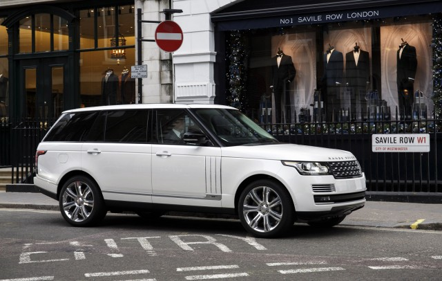2015 Land Rover Range Rover Long-Wheelbase