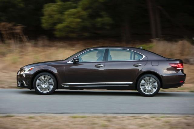 2015 Lexus LS 600h L