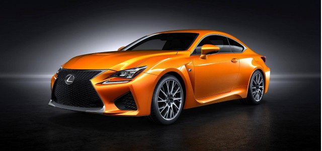 2015 Lexus Rc F Coupe You Choose The Name Of This Color