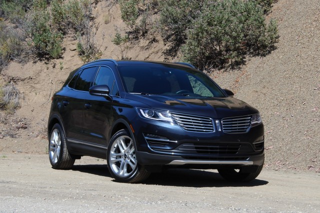 2015 Lincoln MKC  -  First Drive, June 2014