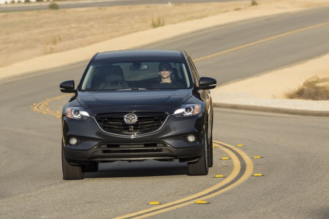 156,000 Mazda cars and crossover SUVs added to Takata airbag recall